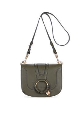 Green Hana Crossbody by See by Chloe Accessories