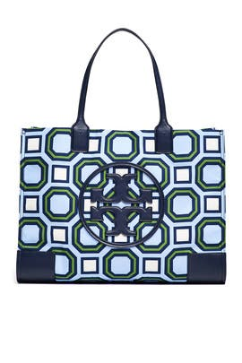 88e70ac078e9d5 Printed Ella Tote by Tory Burch Accessories for $79 | Rent the Runway