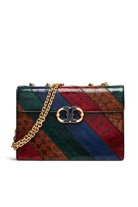 e5c0f2ff0581 Gemini Link Snake Bag by Tory Burch Accessories for  95