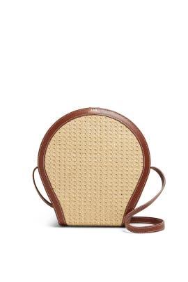 Hazelnut Myla Small Bag by A.P.C Accessories
