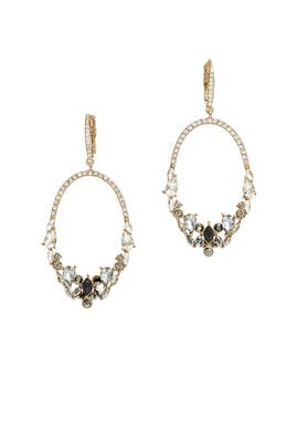 Sweet Whisper Earrings by Jenny Packham