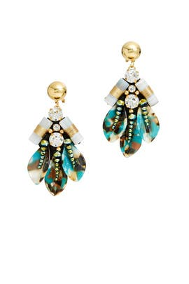 Lihua Earrings by Nocturne