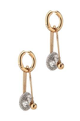Apollo Drop Earrings by DEMARSON