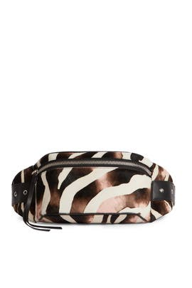 Captain Zebra Bumbag by AllSaints