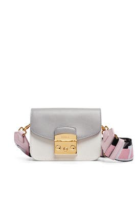 Metropolis Brava Mini Crossbody by Furla