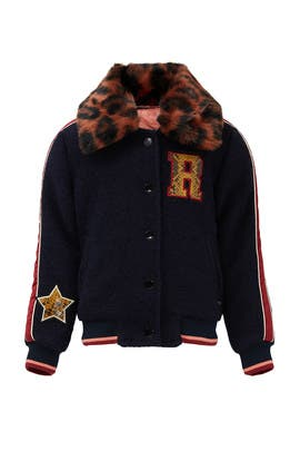 Kids Collage Jacket by Scotch & Soda Kids