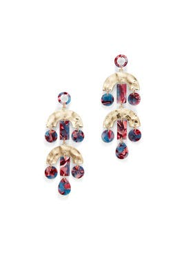 Mix Chandelier Earring by Slate & Willow Accessories