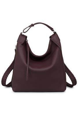ca8ea8ffe9f AllSaints. Read Reviews. Burgundy Kita Backpack