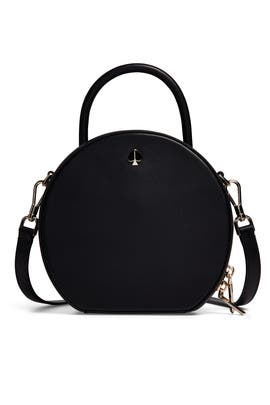 Black Andi Canteen Bag by kate spade new york accessories