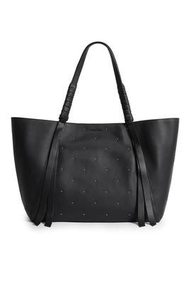 Kathi Studded Tote by AllSaints