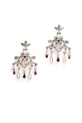 Ivy Statement Earrings by Dannijo