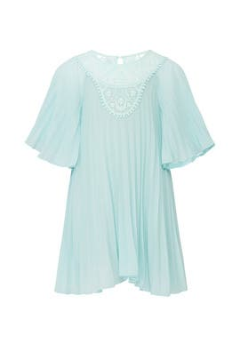 Kids Pleated Dress by Chloé Kids