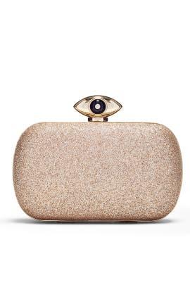 Evil Eye Minaudiere by Diane von Furstenberg Handbags