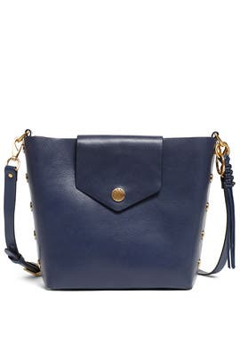 Royal Blu Atlas Bucket Bag by rag & bone Accessories
