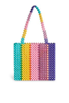 Pastel Multi Parfait Bag by Susan Alexandra