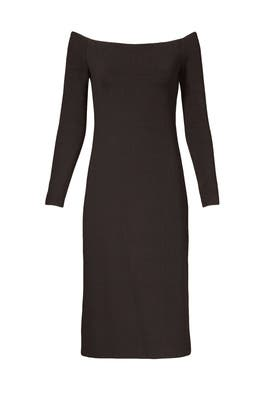 Off-the-Shoulder Sheath by Tibi