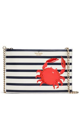 Crab Sima Clutch by kate spade new york accessories