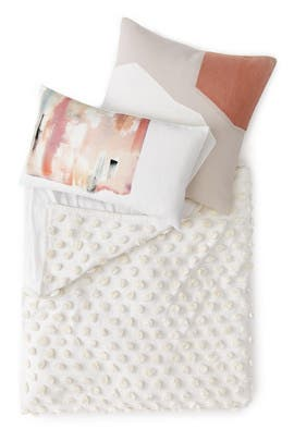Full/Queen Candlewick Bedding Bundle by West Elm
