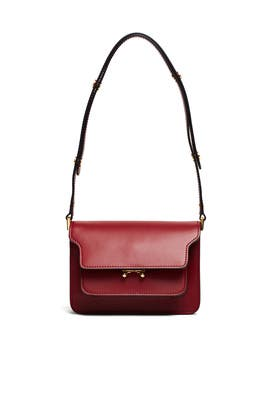 Cherry Trunk Shoulder Bag by Marni Accessories