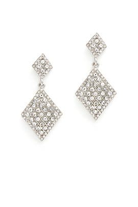 Pave the Way Earrings by RJ Graziano