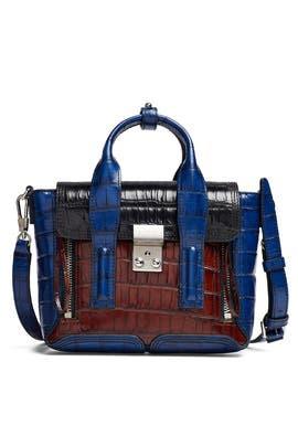 Colorblock Pashli Mini Satchel by 3.1 Phillip Lim Accessories