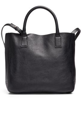 Black Runwell Tote by Shinola