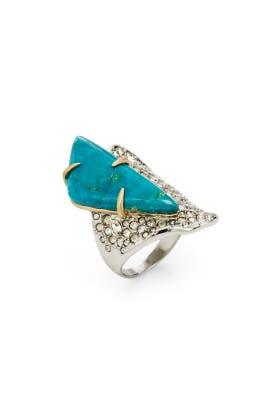Roxbury Stone Ring by Alexis Bittar
