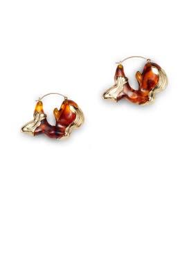 Han Deco Earrings by ELLERY Accessories