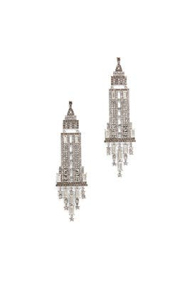 Empire State Earrings by kate spade new york accessories
