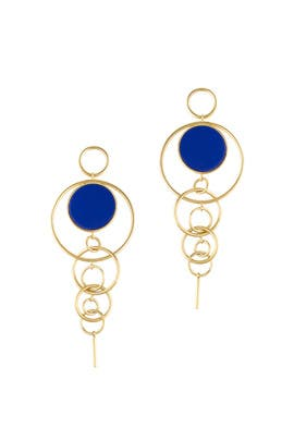 Wire Statement Earrings by Joanna Laura Constantine