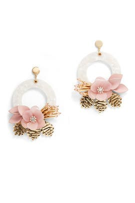 Slice of Stone Statement Earrings by kate spade new york accessories