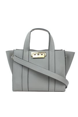 Grey Eartha Iconic Shopper by ZAC Zac Posen Handbags