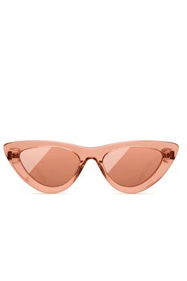 Peach Sunglasses by CHiMi Eyewear