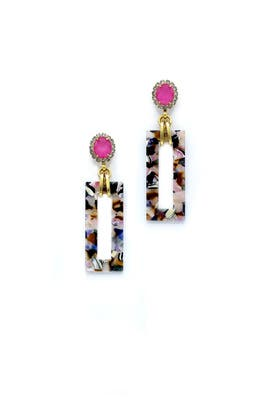 Gaylen Earrings by Elizabeth Cole
