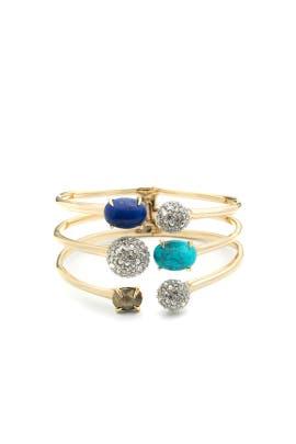 Hinges Bracelet by Alexis Bittar