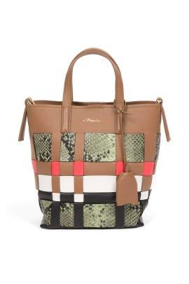 Modern Lattice Bucket Bag by 3.1 Phillip Lim Accessories