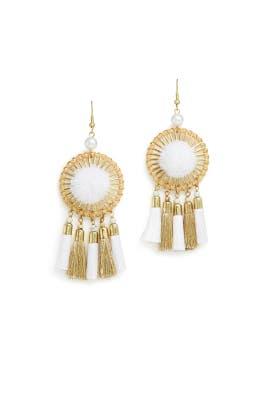 Nolita Earrings by Area Stars