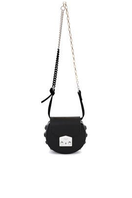 Black Carol Bag by SALAR