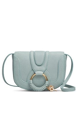 Icy Blue Mini Hana Bag by See by Chloe Accessories
