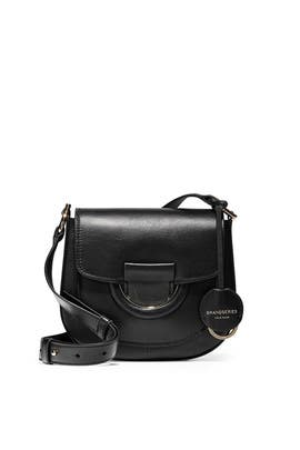 Black Grand Ambition Crossbody by Cole Haan Accessories