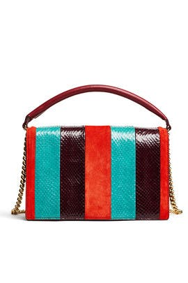 Soiree Top Handle Bag by Diane von Furstenberg Handbags