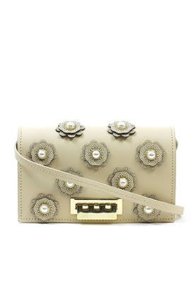 Sand Dollar Earthette Bag by ZAC Zac Posen Handbags