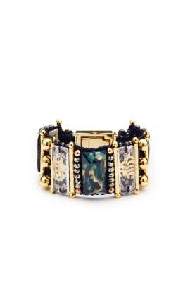 Multi Stone Lisa Bracelet by Nocturne