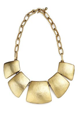 Mod Squared Necklace by Kenneth Jay Lane