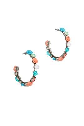 Wonder Earrings by Dannijo