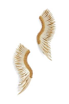 Madeline Earrings by Mignonne Gavigan