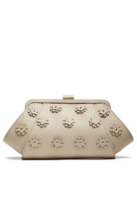 Floral Posen Clutch by ZAC Zac Posen Handbags