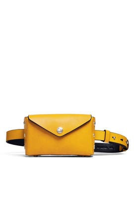 Mustard Atlas Belt Bag by rag & bone Accessories