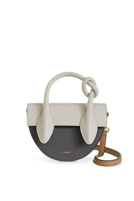 Two Tone Dolores Bag by Yuzefi