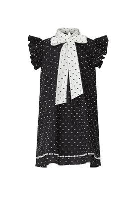 Kids Caviar Dollie Dress by Harrison by Hunter Bell